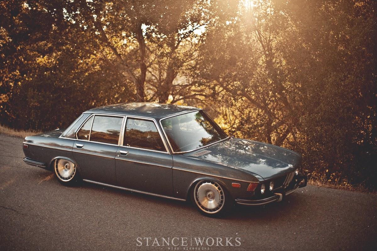 Daily Turismo: 10k: More Pitchforks? 1972 BMW Bavaria E3 ...