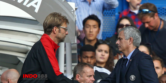 Jose Mourinho Merasa tidak diperlakukan secara adil oleh FA - Indo888News