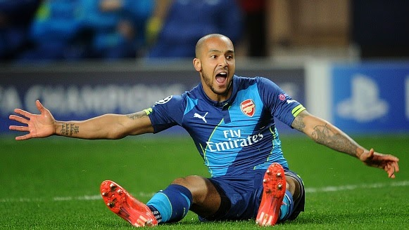 Arsenal to offer Theo Walcott a new deal