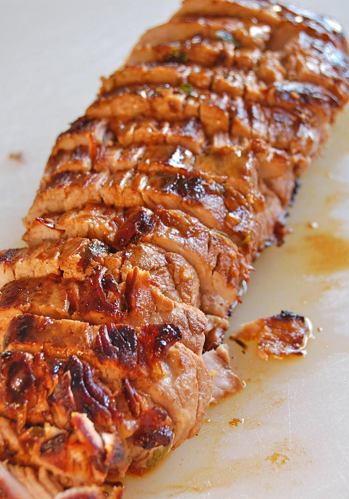 Pan Roasted Pork Tenderloin Recipe