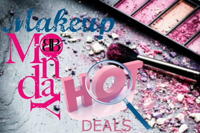 Makeup Monday Deals; WIth Morphe Makeup Brushes, Ardency Inn Cosmetics and MORE, By Barbies Beauty Bits