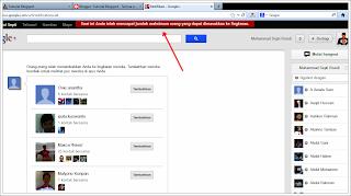 google plus,google+,pemberitahuan google+,warning google+