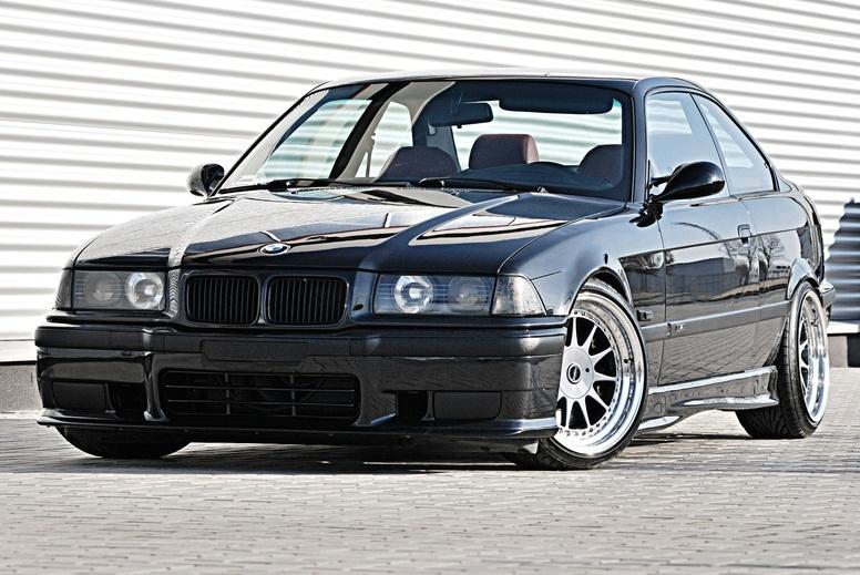BMW E36 325i Hartge