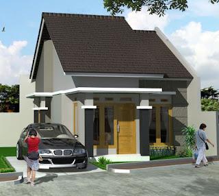 Tampilan Desain Rumah Type 36