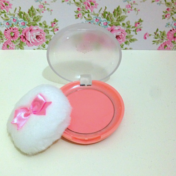 Etude House 'Lovely Cookie' Blush in 'Grapefruit Jelly' Review
