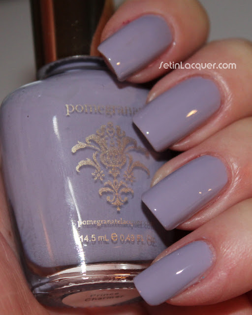 Pomegranate Nail Lacquer - Prince Charmer