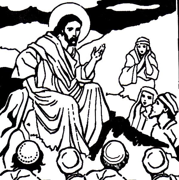 Gifs y Fondos Paz enla Tormenta ®: IMÁGENES DE JESÚS PARA COLOREAR