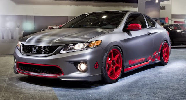 Foto Mobil Keren Honda Accord Coupe Modification