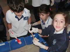 2º B - Arqueólogos - 2012