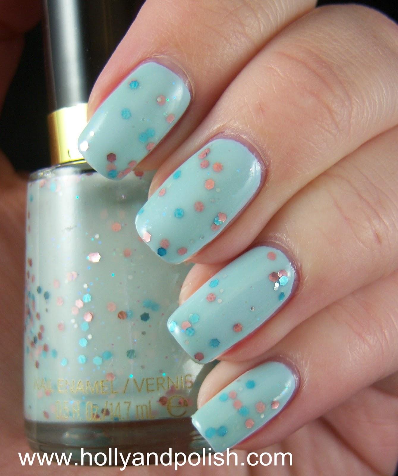 Holly and Polish: A Nail Polish and Beauty Blog: Revlon Whimsical