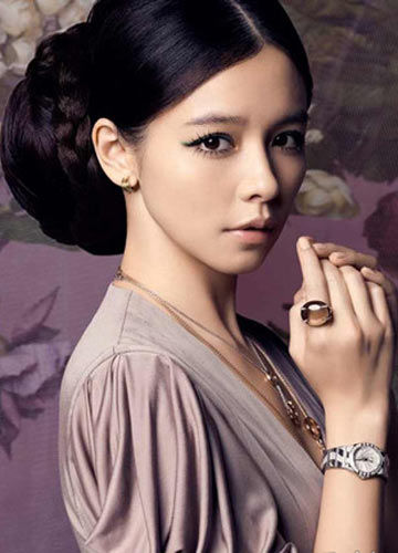 Updo Hairstyles★Vivian Hsu