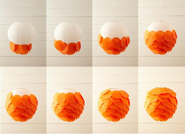 Des petits petons et des petites quenottes boule japonaise pas comme les au - Lampe boule papier ikea ...