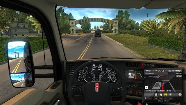 Euro Truck Simulator Games - Play Online Games