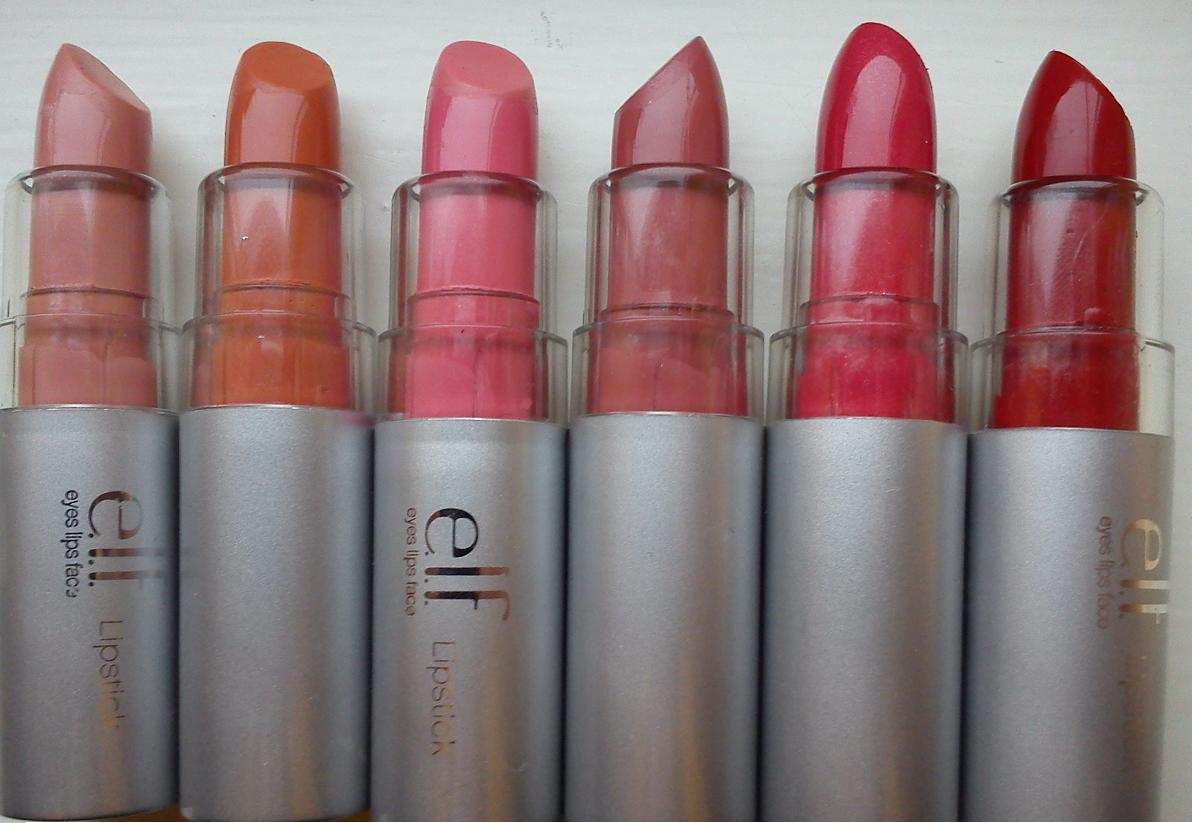 ELF Essentials lipstick review update. | *Loevens makeup rambles*