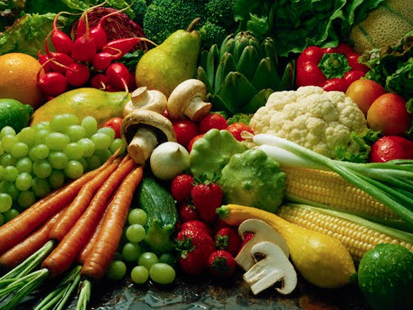 how to choose fruit and vegetables properly