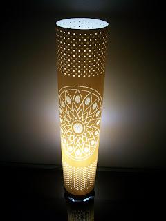 Artes braz luminarias em pvc 22 05 11 29 05 11 - Lamparas lucena ...