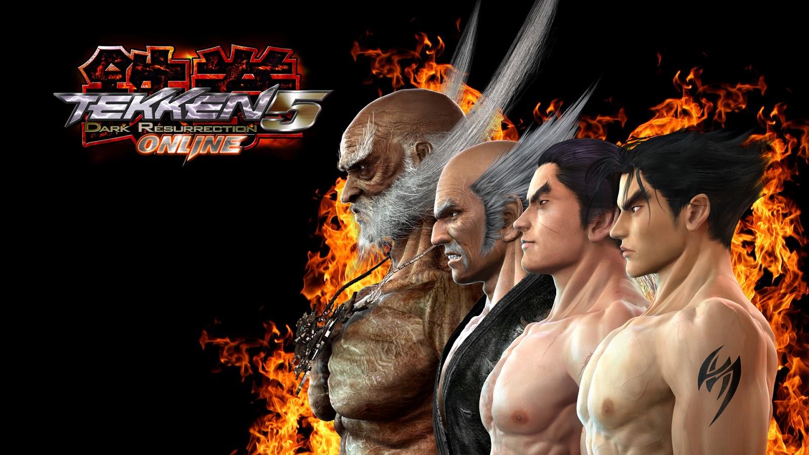 GAMEZONE: Tekken 5 Jin