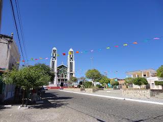 Santa Luzia PB.