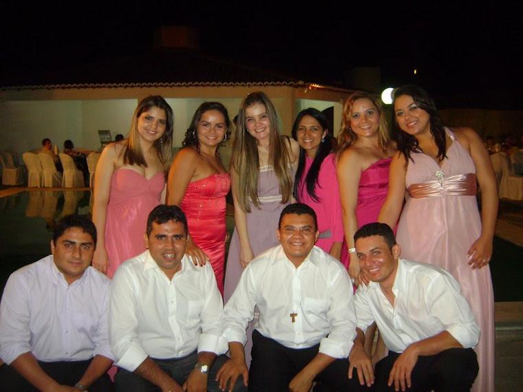 2009.1 - Madrinha da Turma -