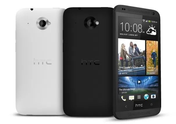 HTC Desire 601 and Desire 300 specifications