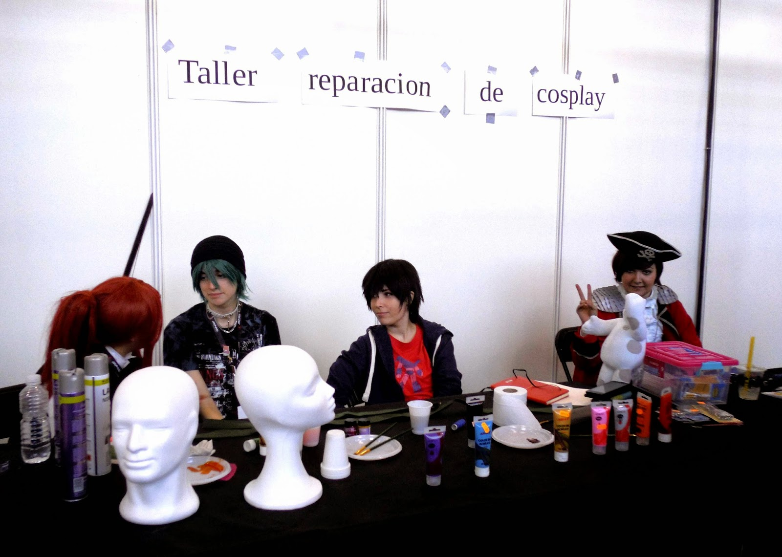 reparacion cosplay chibi japan weekend