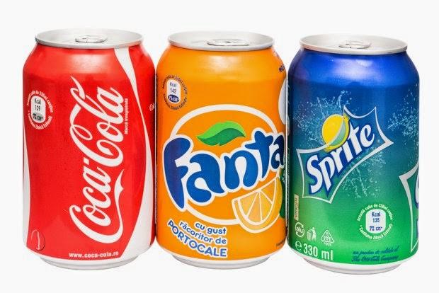 pop drinks - fizzy drinks
