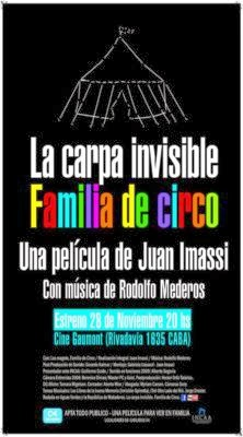 La carpa invisible