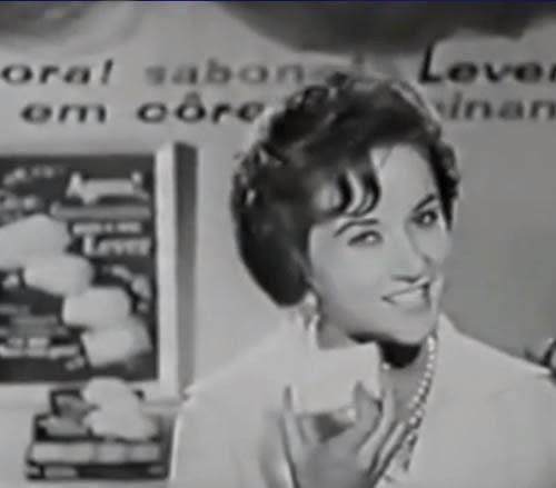 Propaganda do Sabonete Lever Cores nos anos 50. Época em que não existiam cores na TV.