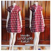 Dress Batik Katun  DB 5077
