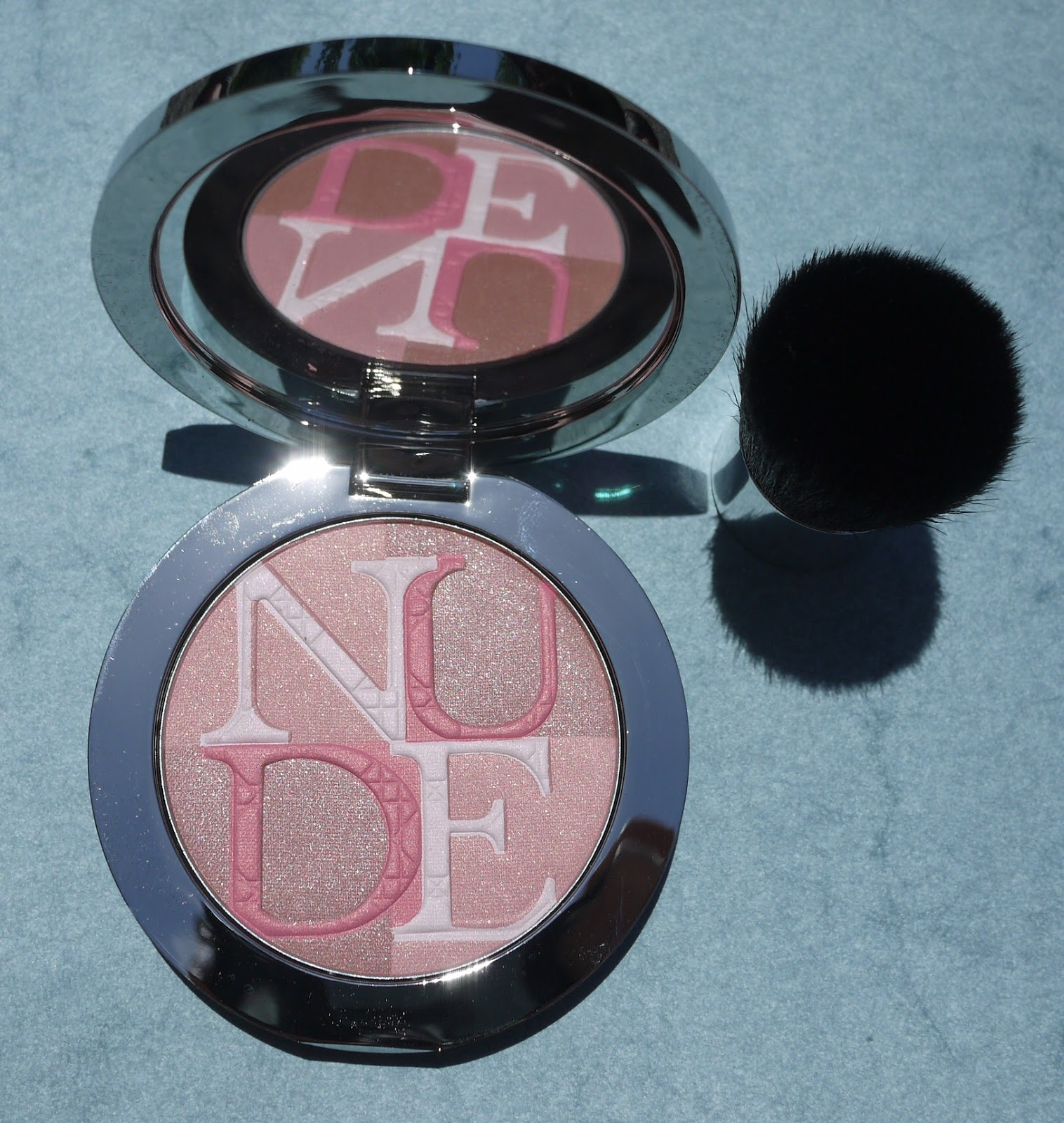 Best Things In Beauty Dior Beauty Diorskin Nude Shimmer Powder In