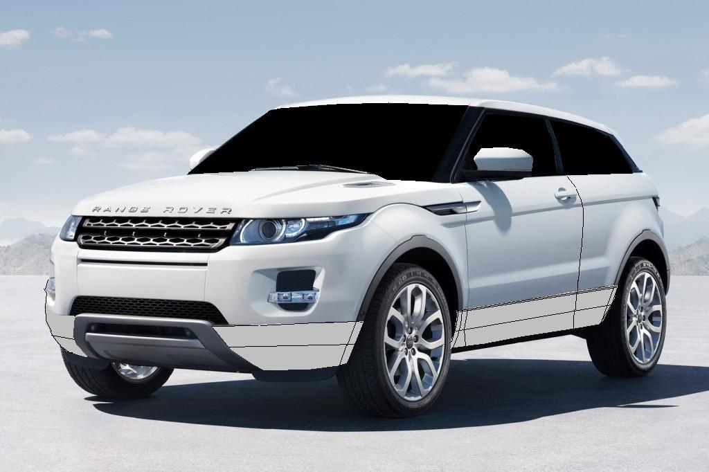 Land Rover Range Rover Evoque Pure Wallpaper