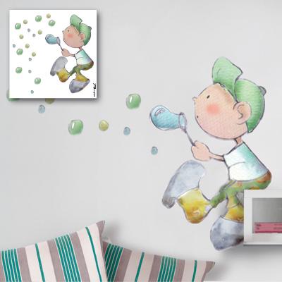 for Vinilos decorativos infantiles originales