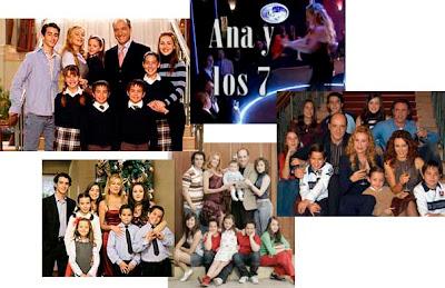 Serie de TVE Ana y los siete