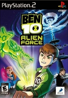 Ben 10 : Alien Force The Game PS2