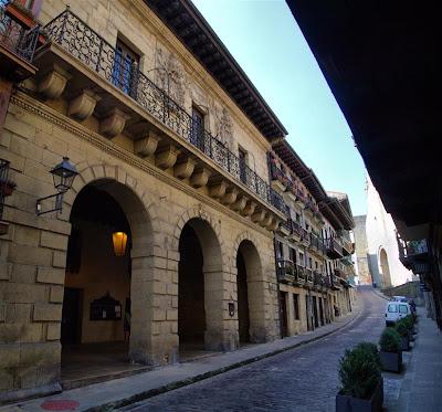 Casa Consistorial de Hondarribia