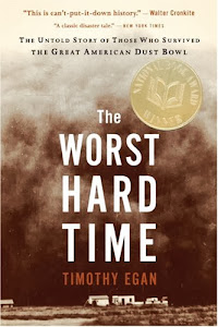 September Selection:  Timothy Egan's The Worst Hard Time