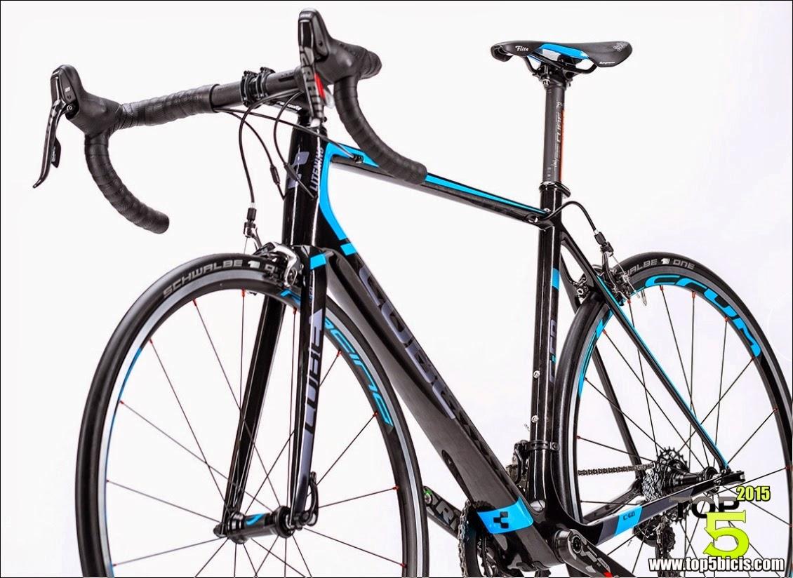 TOP 5 BICICLETAS DE CARRETERA: Una gran bici la Cube LITENING C68 ...