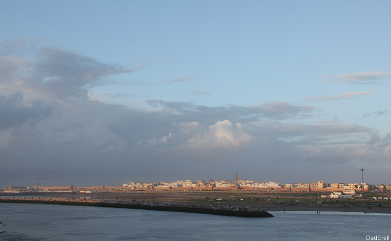 Ville de Salé, Maroc