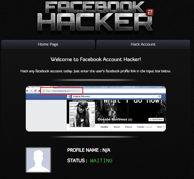Facebook Hacker v6.2 - Hack facebook password 2014/2015 free