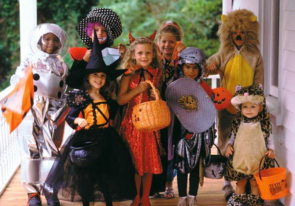 Trick or Treat? Halloween Safety Tips for Parents and Caregivers~