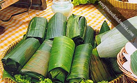 Resep Nasi Timbel dari Bandung