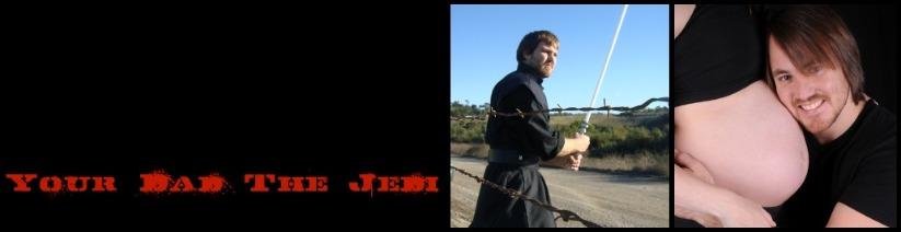 Your Jedi Dad