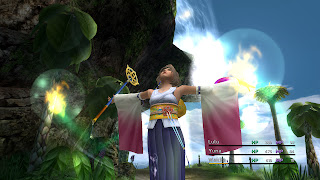 final fantasy x and x 2 hd remaster screen 1 Final Fantasy X | X 2 HD Remaster (PS3/PSV)   Artwork, Concept Art, Screenshots, & SD/HD Comparison Video