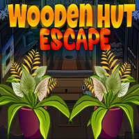 Juegos de escape Wooden Hut Escape