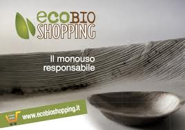Collaboro con EcobioShopping: