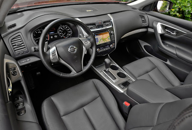 How The 2014 Nissan Altima 3 5 Sl Makes Family Sedan