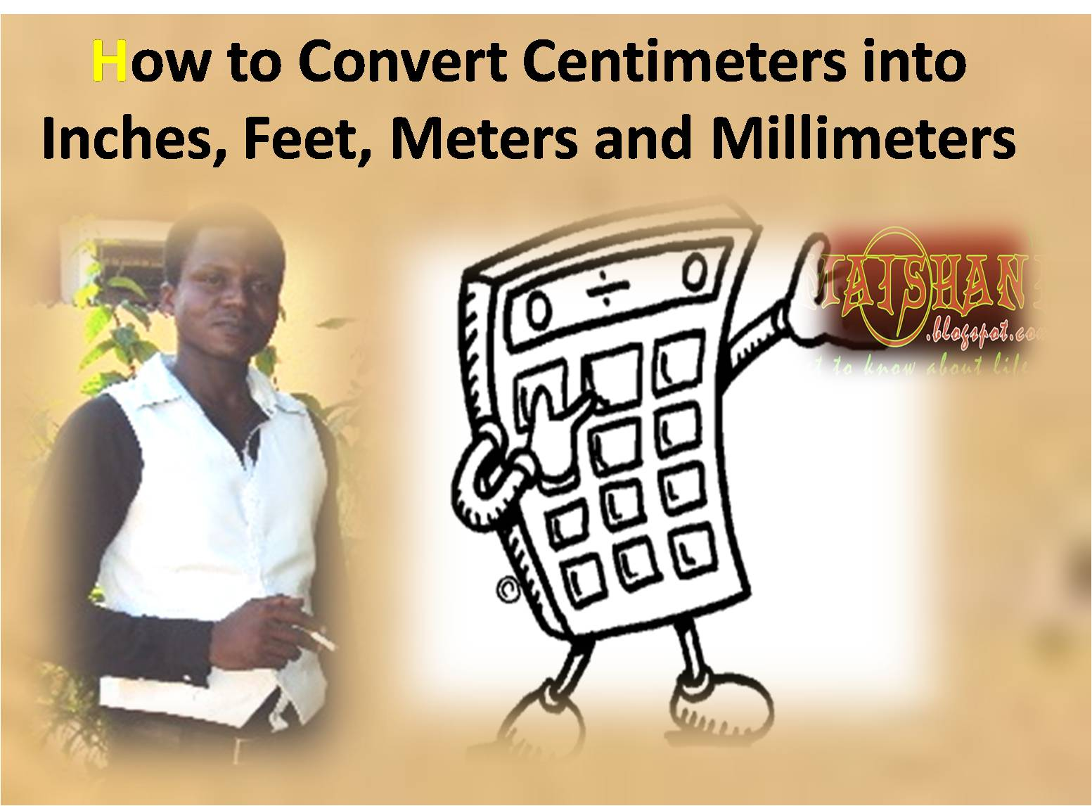 Convert Feet And Inches To Meters And Centimeters