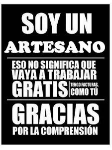 Soy un Artesano