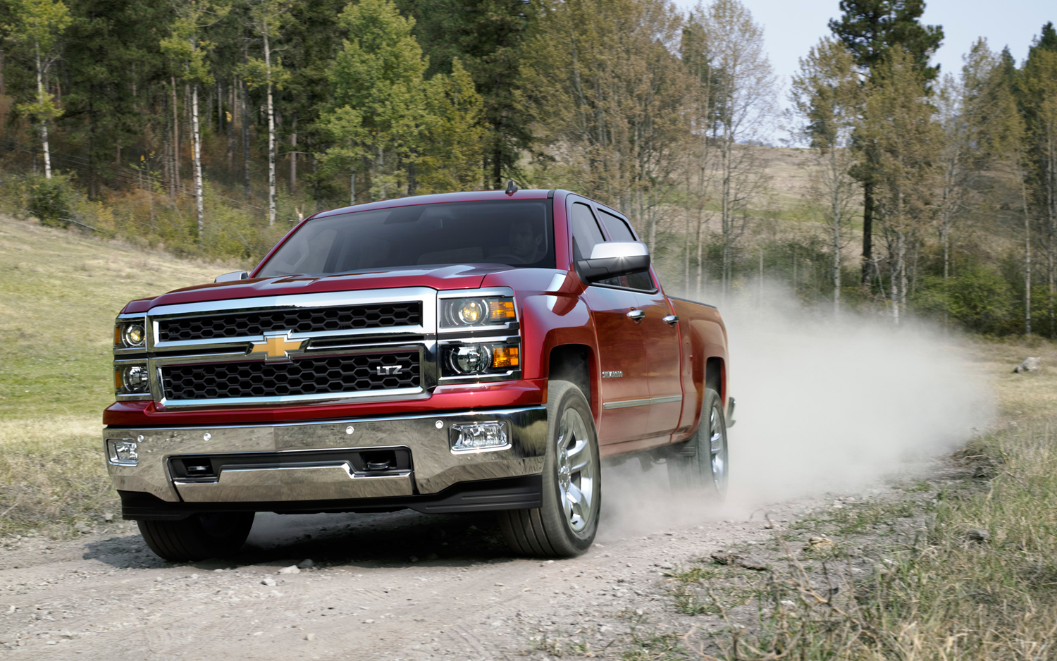 2014 Chevy Silverado Rolling Into Dealerships