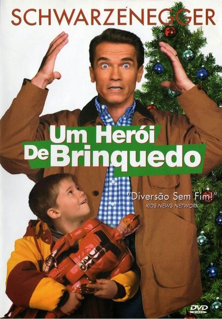 Um Herói de Brinquedo – Dublado (1996)